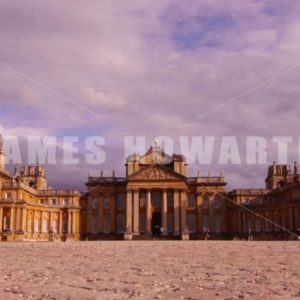 ENGLAND – CIRCA 2011: Howard Castle. - Actor Stock Footage