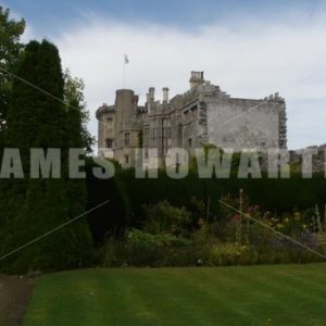 ENGLAND – CIRCA 2011: Thornbury Castle. - Actor Stock Footage